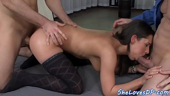 cheating on while phone anal Son step impregnation