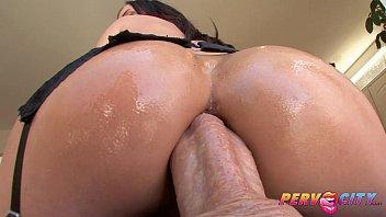 enjoys passionate aniston hottie brunette sex brandy in Hindi dubbed xxx video
